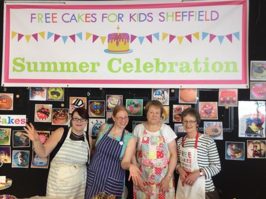 Cake Sheffield